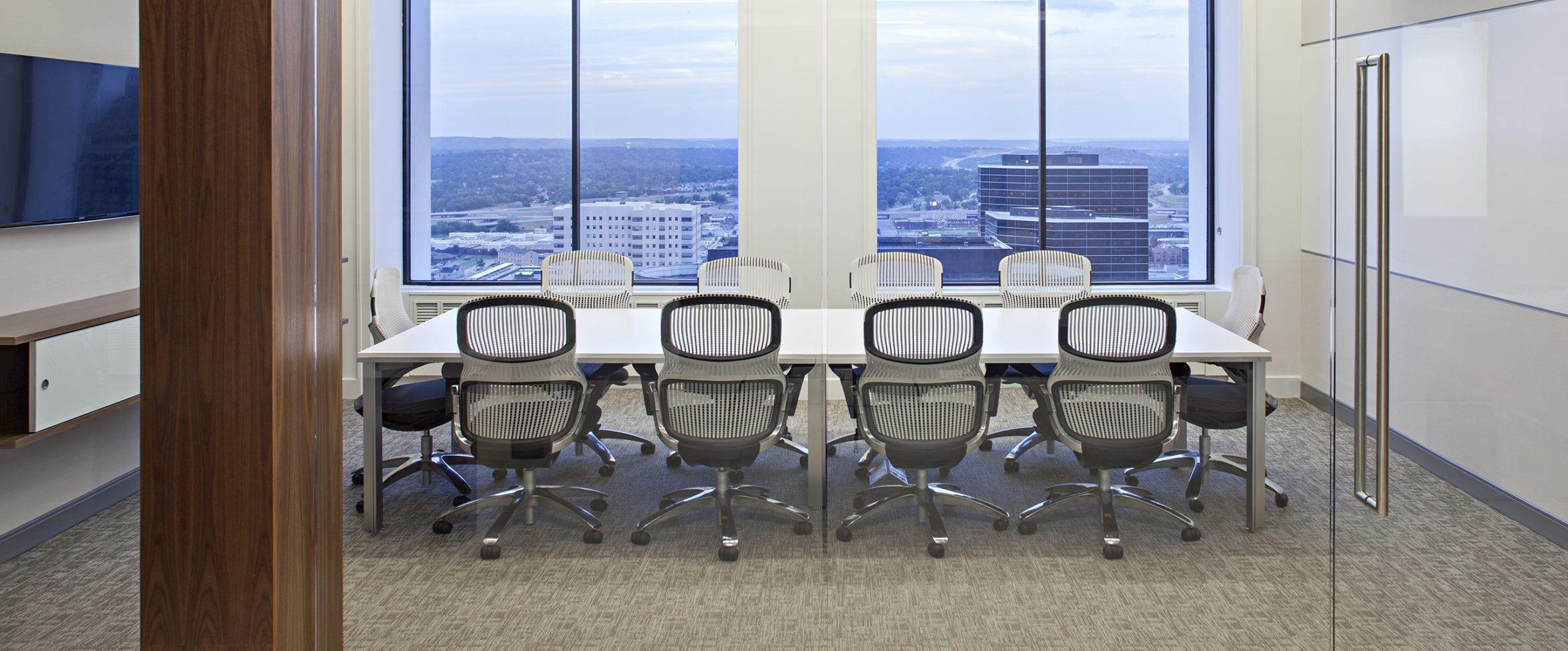 Knoll - Generation - bureaustoel - vergaderstoel - meetingroom - kantoorinrichting