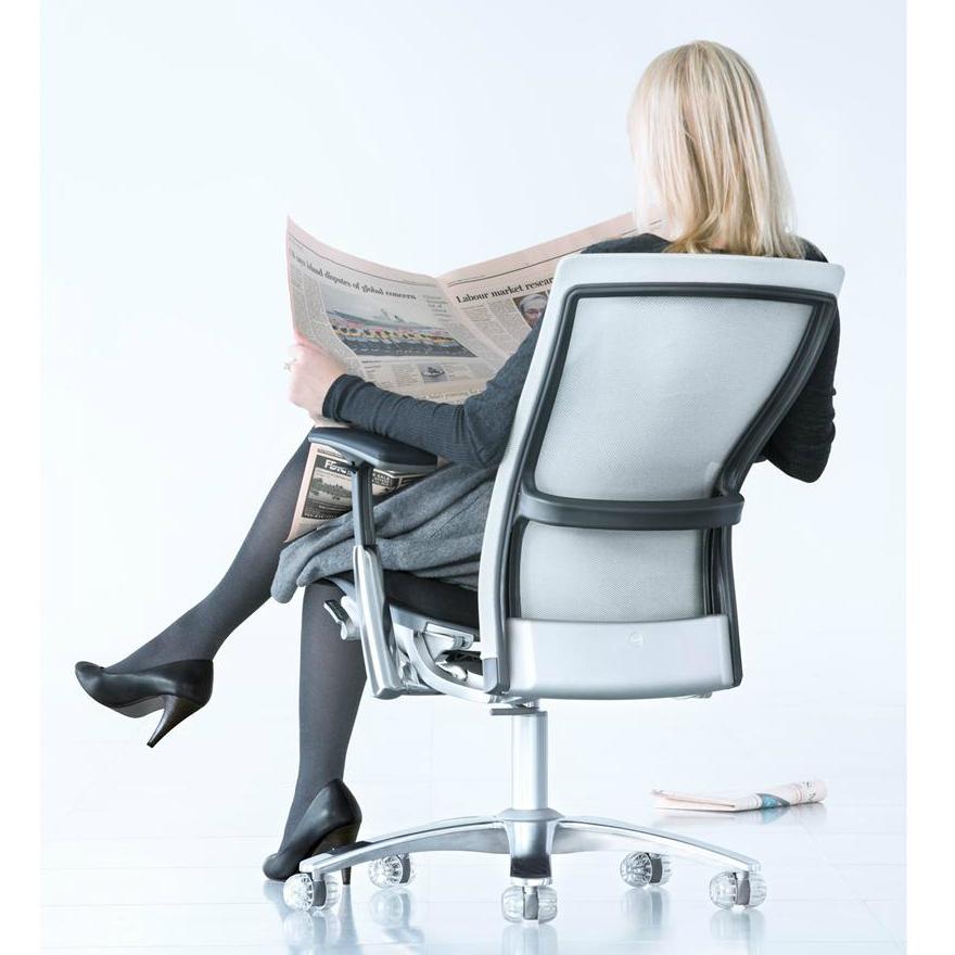 Knoll - Life - Bureaustoel - Vergaderstoel - ergonomie