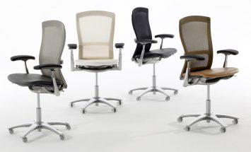 Knoll - Life - bureaustoel - kantoorstoel - designstoel