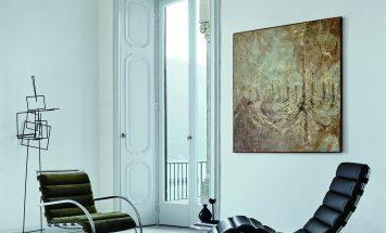 Knoll - MR - Bauhaus - Saarinen - Mies van der Rohe