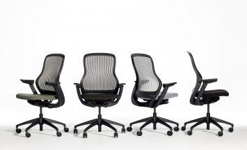 Knoll - ReGeneration - kantoorstoel - bureaustoel - comfortabel design - ergonomisch