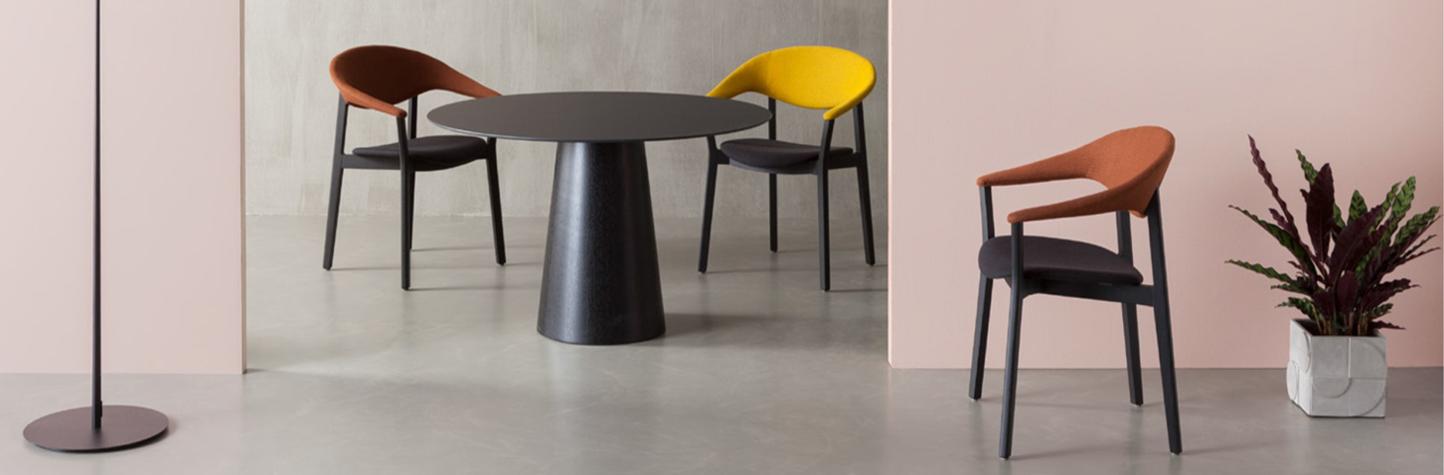 Tafel Inoko - stoel lene - crassevig - ENNAIR