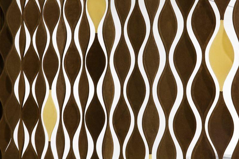 Bekledingsleder - leder - suede - lucca - maatwerk - design - Spinneybeck - ENNAIR