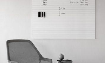 schrijfbord-AirLineswhiteboard-lintex-ENNAIR