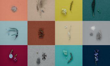 wolvilt - akoestiek - 100% natuurlijk - kleuren - nina bruun - Filzfelt - ENNAIR